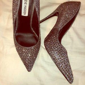 Steve Madden Heels, size 6, worn once
